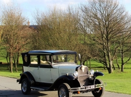 Regent wedding car for hire in London